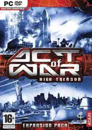 Descargar Act Of War High Treason [CLONEDVD] [Expansion] por Torrent